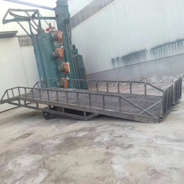8吨移动登车桥 液压移动装卸过桥设计 广汉市装卸升降台报价