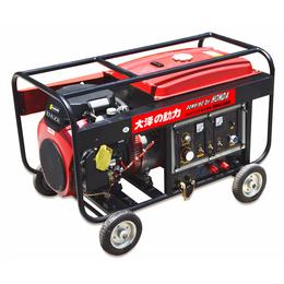 300A汽油电焊发电一体机报价
