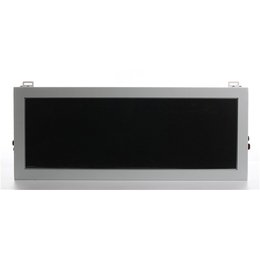 驷骏精密设备-焚烧厂排放LED屏现货-广东焚烧厂排放LED屏