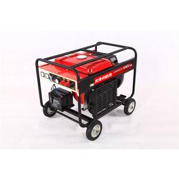 风冷却250A汽油发电焊机