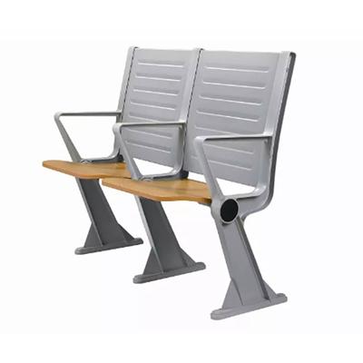弹簧回复铝合金阶梯排椅