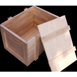 大型设备物流运输木箱包装
