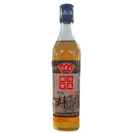 绍兴古庄 精酿料酒500ml