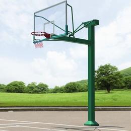 标准地埋篮球架