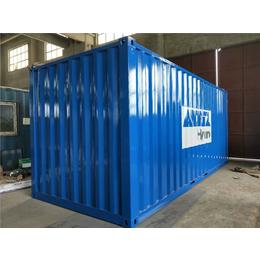 标准集装箱厂家定制 箱体LOGO 颜色 可自由定制