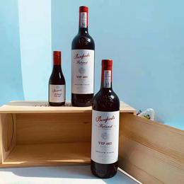 奔富VIP407干红葡萄酒 奔富葡萄酒系列 单位用酒