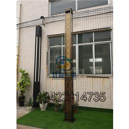 户外3米led方形景观灯柱防水防锈立柱灯小区景观庭院灯缩略图