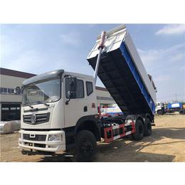 10噸污泥運輸車的價格說明