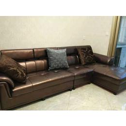 L型皮客厅沙发缩略图