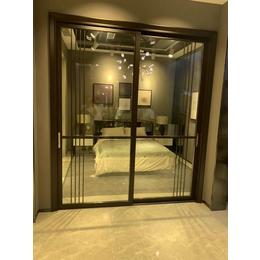 铝合金门 厨房-卧室铝合金玻璃门