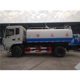 蒸汽加热容积12立方保温运输热水车