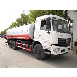 安全适用罐体容积15立方保温运输热水车