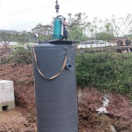 重庆一体化污水提升器选型参数  贝恒机电一体化污水处理