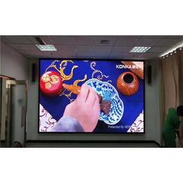 LED显示屏生产厂家-南京LED显示屏-强彩光电厂家