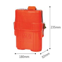 金诚ZYX60隔绝式压缩氧气自救器低价特卖压缩氧自救器60型
