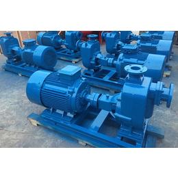 灵谷水泵(在线咨询)-排污泵-ZW自吸式排污泵工作前的准备