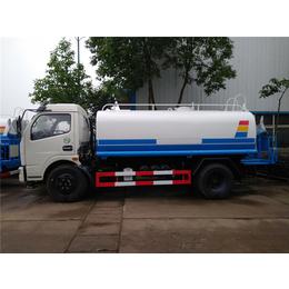 环保配送8方热水保温运输车