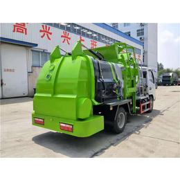 带硅胶密封条的15方16立方污泥自卸车_污泥处理厂用车