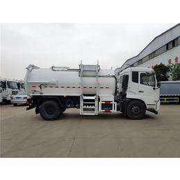 环境卫生保护局-8吨农村生活垃圾清运车_10吨污泥自卸车