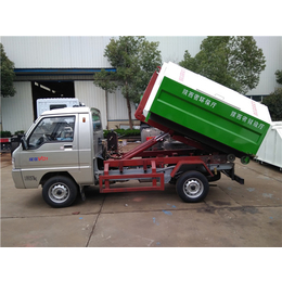清运3吨垃圾车-3吨勾臂式垃圾车多少钱