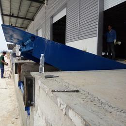 6噸登車橋 倉庫裝卸過橋報價 山西電動液壓登車橋制造