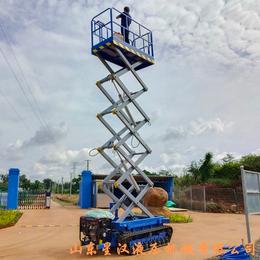 全自行升降机 履带升降平台 草原自行走升降车 高空作业平台