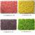 广州植物绿化彩色米兰假草户外景观塑料花彩色假草坪缩略图1