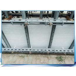 江蘇常州剪力墻鋼背楞模板支撐體系 剪力墻鋼支撐支模施工工法