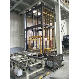 德速自动化设备公司-四川垂直往返式提升机