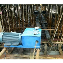 桥梁孔道穿线机高铁钢绞线穿束机稳定质量7.5千瓦钢筋穿线机