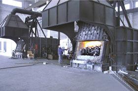 铝材熔铸炉