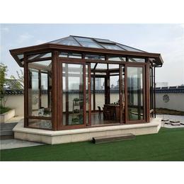 浦江一楼阳光房-意博门窗精选品质-一楼阳光房搭建