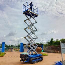 履带升降机 履带升降平台 全自行升降车 电动液压升降平台