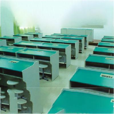 铝木结构化学光学实验室