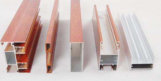 江西方便推拉铝材棒采用6063 6061