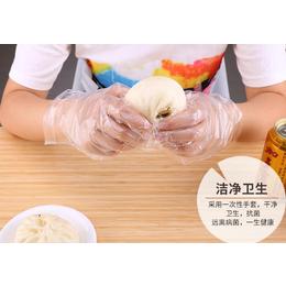 食品级一次性薄膜卫生手套厂家