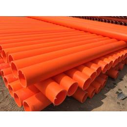 潍坊市****MPP电缆保护管材 MPP电力管材价格