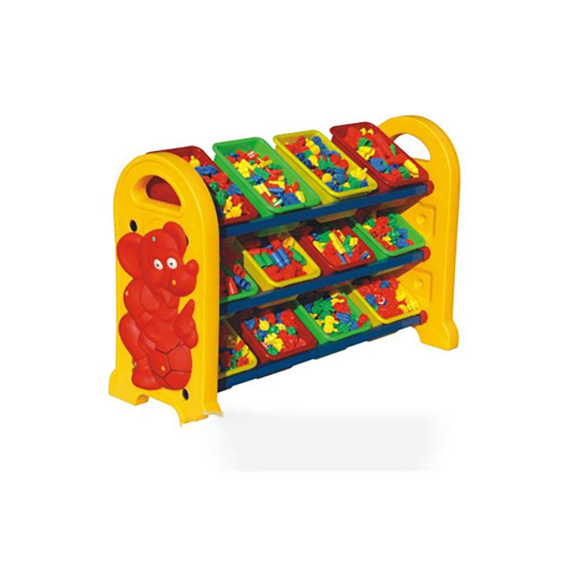 塑料玩具柜
