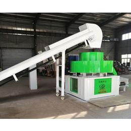 合肥鸿强  实力厂家-安徽秸秆压块机-小型秸秆压块机