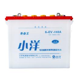 6-EV-140A 高尔夫球车电池