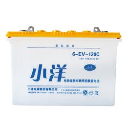 厂家直销巡逻车电动三轮车蓄电池电瓶