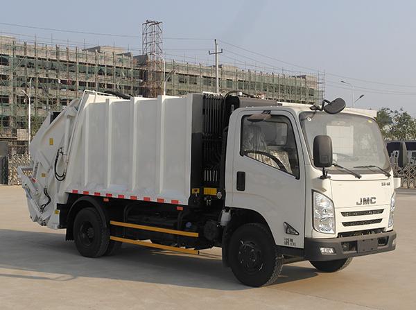 国五凯锐N800 3360单排垃圾压缩车