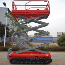 12米履带升降机 全地形高空作业平台 液压升降台 举升机