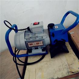 厂家直销电动不锈钢管坡口机铣边机 便携手提平板坡口机