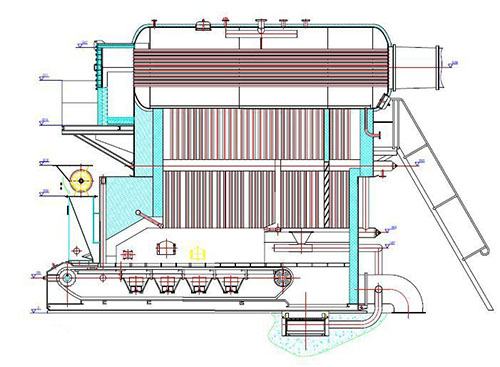 锅炉的具体的结构你知道吗