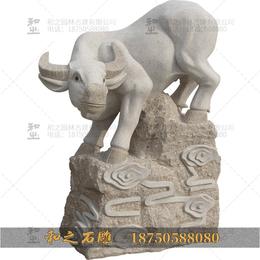 动物石雕 漳浦清十二生肖玉石雕 工艺