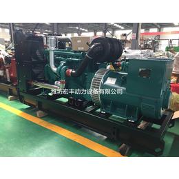 250KW发电机 潍柴动力WP10D320E200发电柴油机