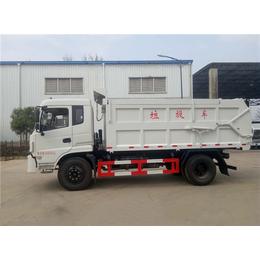 生态养殖厂10吨粪污运输车  多功能粪污拉运车的报价