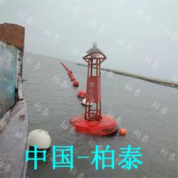 海上定点检测水质防水航标装置