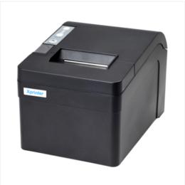 芯烨XP-T58K超市热敏收银票据打印机58mm大齿轮打印机